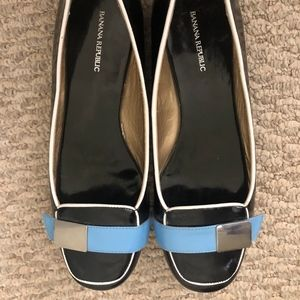 Banana Republic Woman Ballet Flat Shoes